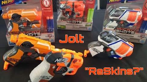 First Look Nerf Micro Shots (Shrunken Favorites!)