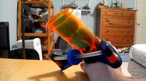 Nerf Atomizer The Ballistic Slingshot