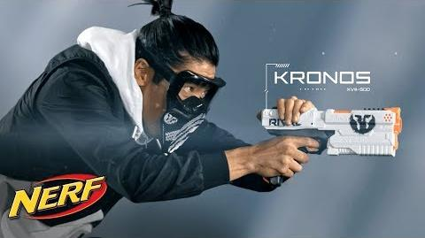 NERF Rival - 'Kronos' Official TV Spot