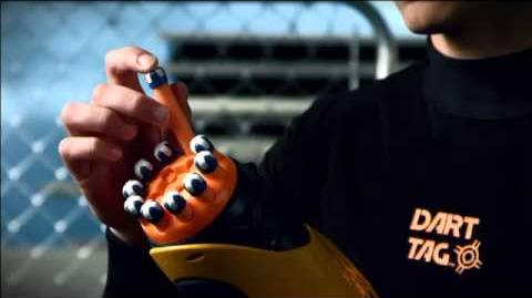 Nerf Dart Tag Speedswarm Blaster TV Commercial