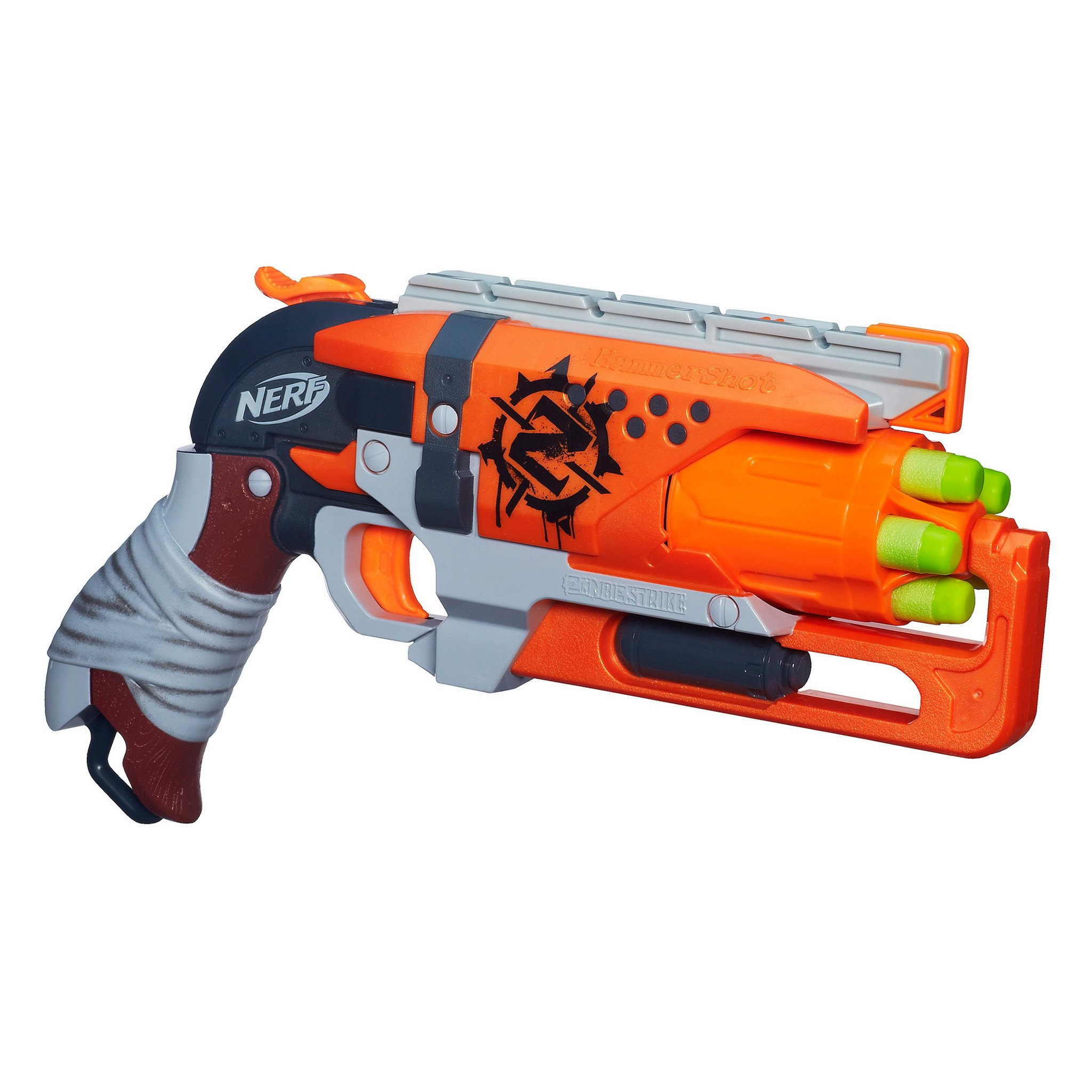 2 SHIELD inspired Nerf guns I made.