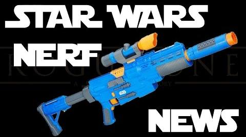 NERF NEWS Star Wars Tactical Kit
