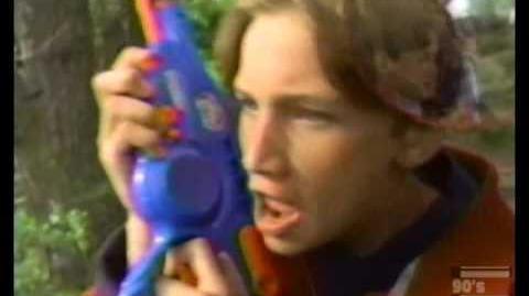 CommLink II and Ratchet Blast Commercial
