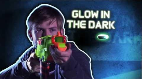 "NERF Firefly Tech ""Light It Up"""