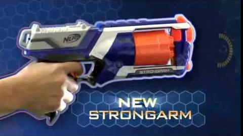 Nerf N Strike Elite Toy Blasters TV Commercial