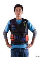 Nerf vest model