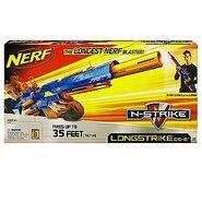 Nerf longstrike packaging