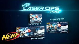 NERF - 'Laser Ops Pro' Official TV Commercial