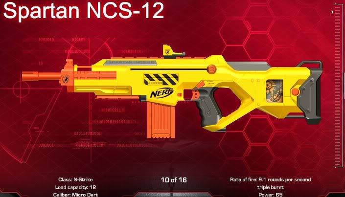 Spartan NCS-12