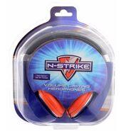 Nerf headphones box
