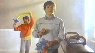 Nerf Fencing by Parker Brothers Commercial (1988)