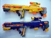 Nerf Longshot (Yellow) 05