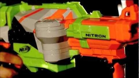 Nerf Vortex Nitron Commercial