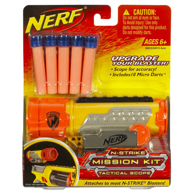 Nerf Stryfe Color matched HK417 kit (limited edition orange)