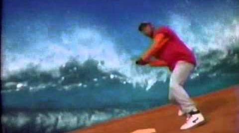 1994 Kenner Nerf Liquidator Bat Commercial