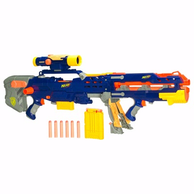 nerf longstrike accessories