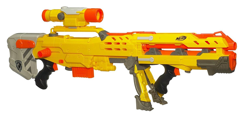 Nerf N-Strike Longshot CS-6 Modified Blaster - Art of the Blaster