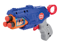X-shot mk3 playtive stock blue