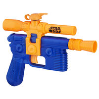 NERF SUPER SOAKER STAR WARS HAN SOLO Water Blaster