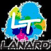 Lanard logo over