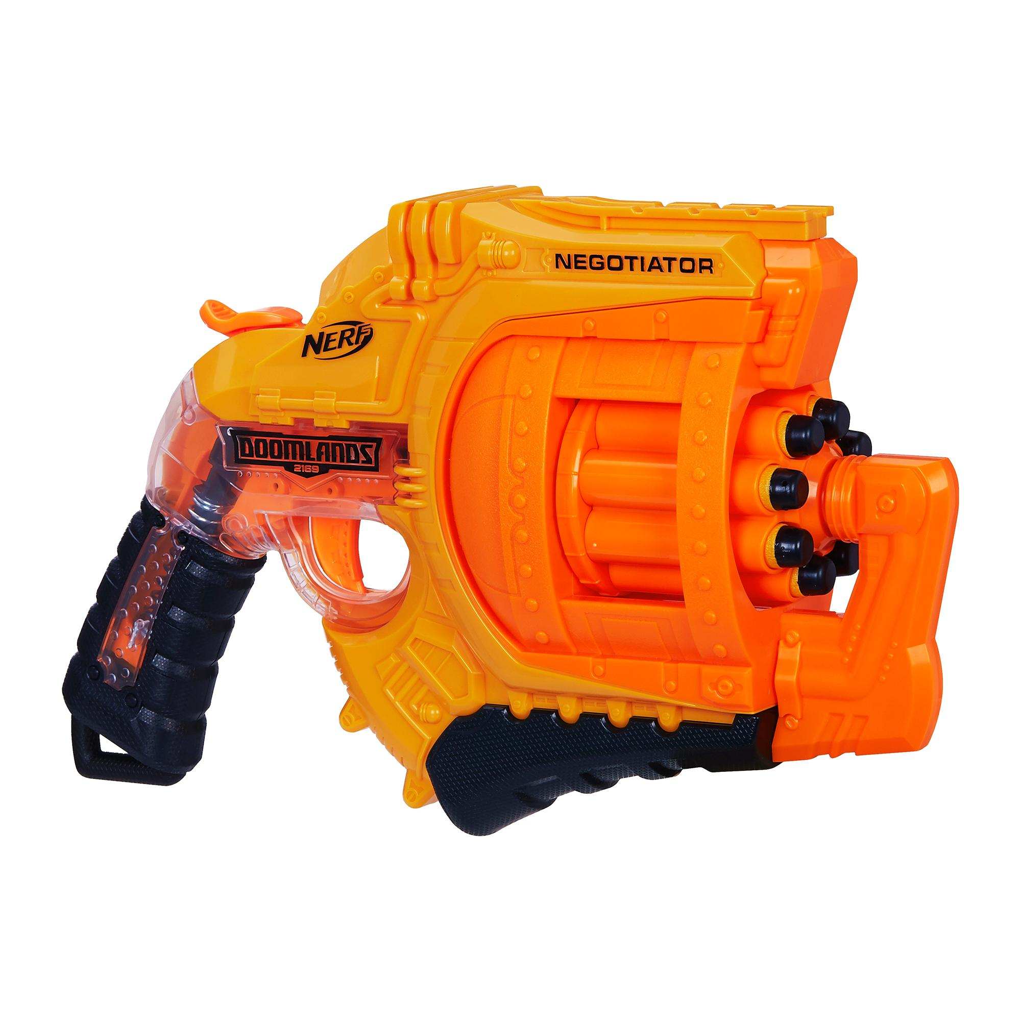 Zombie Strike Brainsaw Blaster