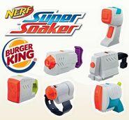 SuperSoakerBurgerKingCollection