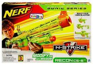 Nerf Sonic Series N-Strike Recon - Box Art