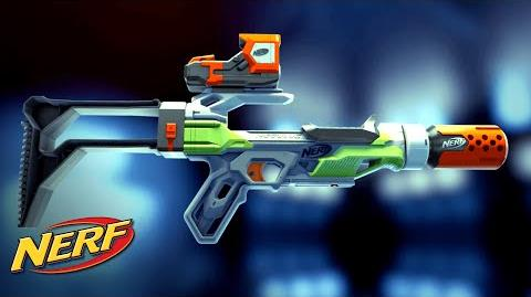 NERF - 'Modulus Recon MKII & Ion-Fire Blasters' Behind the Blaster
