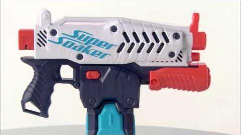 Hasbro Nerf Super Soaker Arctic Shock Water Blaster Wyrzutnia Na Wodę