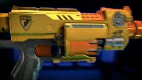Nerf 2011 Commercial - N-Strike Barricade RV-10
