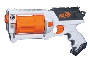 Hasbro NERF N-Strike Maverick Rev-6 Spielzeug für draußen