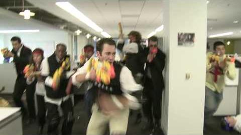 The Great Office War HD