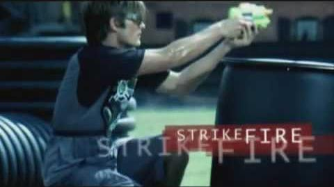 Nerf 2009 Commercial - Dart Tag StrikeFire set