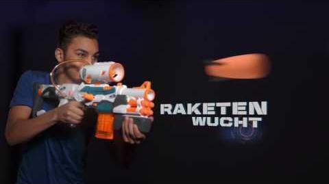 """NERF Deutschland - TV-Spot """"N Strike Elite Modulus Tri Strike"""""""