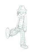 Komodo sketch 3