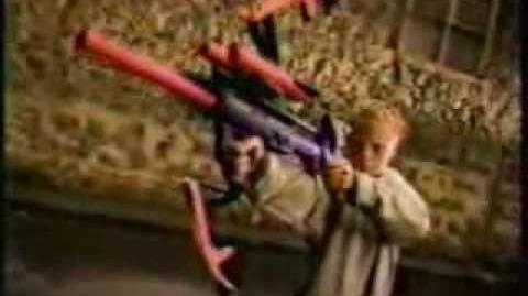 Nerf Big Bad Bow Ad