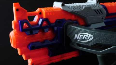 Nerf US Behind the Blaster Crossbolt