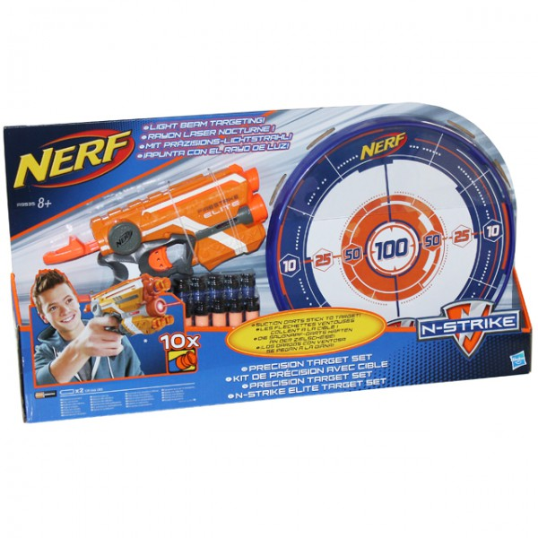 Nerf Precision Target Set