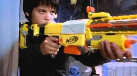 Nerf 2009 Commercial N Strike Recon CS 6 Blaster