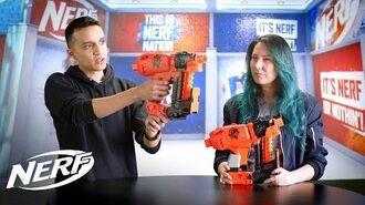 'NERF Zombie Strike Nailbiter' Official Short - Behind the Blaster