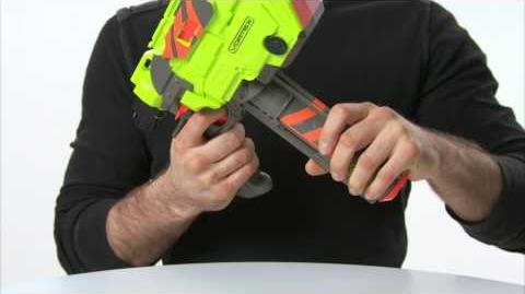 Hasbro NERF Vortex - Lumitron