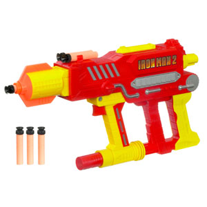 Also, they are offering this NERF Iron Man Stark Strike for just $4.49 (Reg  $13.20)! Plus opt for Free store pickup if available near you, ...