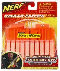 6 dart clip mission kit