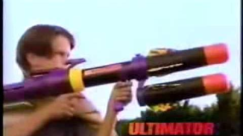 Mattel Ultimator Vintage Commercial 1994