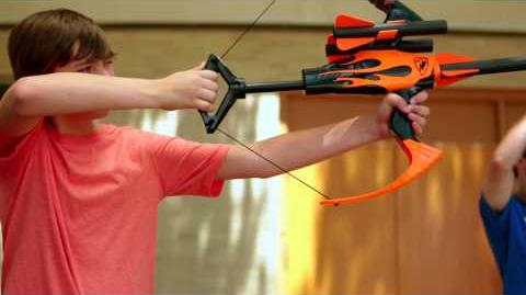 NERF Perfect Shots - The Archer Shot