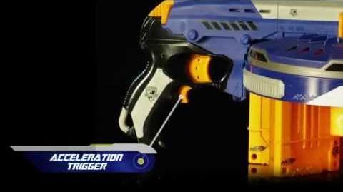 Nerf N-Strike Elite Hail-Fire