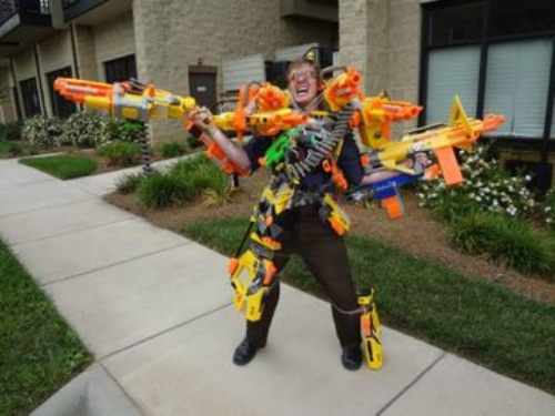 Nerfgunattachments wrote: Dual wield Doominators? Ha! You must want to be  this guy: Gif-nerf-gun-1370726