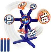 Spinning Target