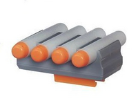 Modulus ion fire ammunition storage