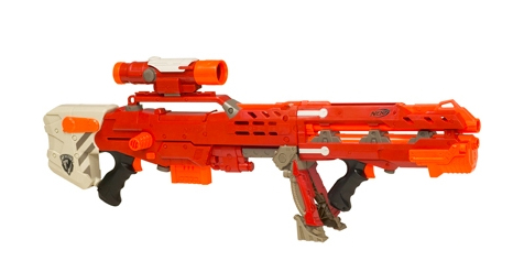 Red Strike Longshot CS-6